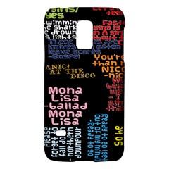 Panic At The Disco Northern Downpour Lyrics Metrolyrics Galaxy S5 Mini by Onesevenart