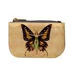 Butterfly Flapper Coin Change Purse