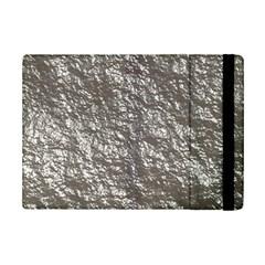 Crumpled Foil 17b Ipad Mini 2 Flip Cases by MoreColorsinLife