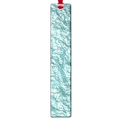 Crumpled Foil 17e Large Book Marks by MoreColorsinLife