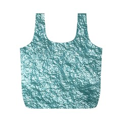 Crumpled Foil 17e Full Print Recycle Bags (m)