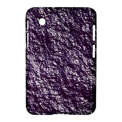 Crumpled Foil 17f Samsung Galaxy Tab 2 (7 ) P3100 Hardshell Case  by MoreColorsinLife