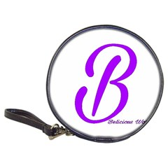 Belicious World  b  Purple Classic 20 Cd Wallets by beliciousworld