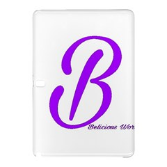 Belicious World  b  Purple Samsung Galaxy Tab Pro 10 1 Hardshell Case by beliciousworld