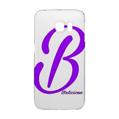 Belicious World  b  Blue Galaxy S6 Edge by beliciousworld