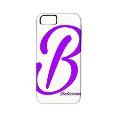 Belicious World  b  Coral Apple Iphone 5 Classic Hardshell Case (pc+silicone) by beliciousworld