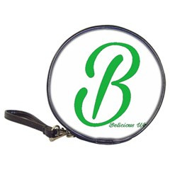 Belicious World  b  In Green Classic 20 Cd Wallets by beliciousworld