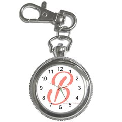 Belicious World  b  In Coral Key Chain Watches by beliciousworld