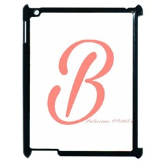 Belicious World  b  In Coral Apple Ipad 2 Case (black) by beliciousworld