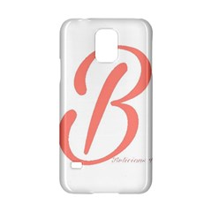 Belicious World  b  In Coral Samsung Galaxy S5 Hardshell Case  by beliciousworld