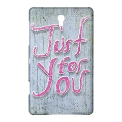 Letters Quotes Grunge Style Design Samsung Galaxy Tab S (8 4 ) Hardshell Case  by dflcprints