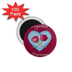 Love Concept Design 1 75  Magnets (100 Pack)  by dflcprints