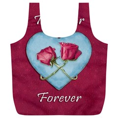 Love Concept Design Full Print Recycle Bags (l)  by dflcprints