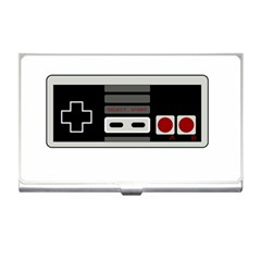 Video Game Controller 80s Business Card Holders by Valentinaart