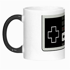 Video Game Controller 80s Morph Mugs by Valentinaart
