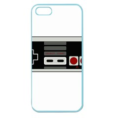 Video Game Controller 80s Apple Seamless Iphone 5 Case (color) by Valentinaart