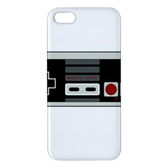 Video Game Controller 80s Iphone 5s/ Se Premium Hardshell Case by Valentinaart