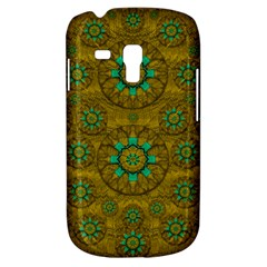 Sunshine And Flowers In Life Pop Art Galaxy S3 Mini by pepitasart