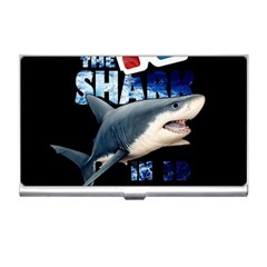 The Shark Movie Business Card Holders by Valentinaart