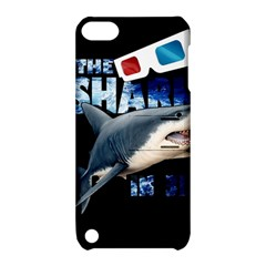 The Shark Movie Apple Ipod Touch 5 Hardshell Case With Stand by Valentinaart