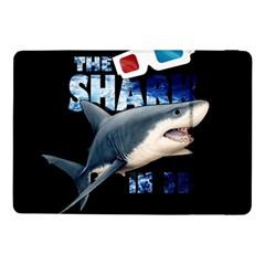 The Shark Movie Samsung Galaxy Tab Pro 10 1  Flip Case by Valentinaart