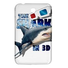 The Shark Movie Samsung Galaxy Tab 3 (7 ) P3200 Hardshell Case  by Valentinaart