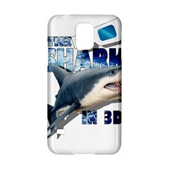 The Shark Movie Samsung Galaxy S5 Hardshell Case  by Valentinaart