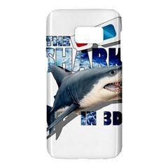 The Shark Movie Samsung Galaxy S7 Hardshell Case