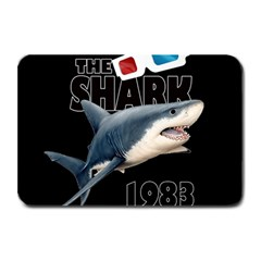 The Shark Movie Plate Mats by Valentinaart
