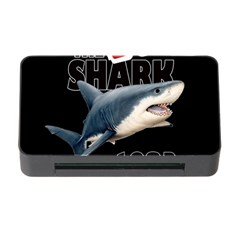The Shark Movie Memory Card Reader With Cf by Valentinaart