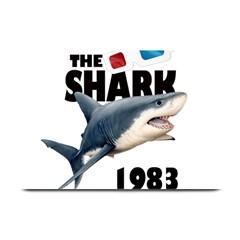 The Shark Movie Plate Mats by Valentinaart