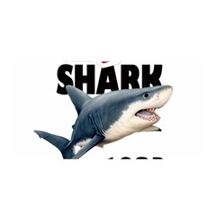 The Shark Movie Satin Wrap by Valentinaart