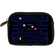 Pac Man Digital Camera Cases by Valentinaart