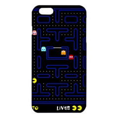 Pac Man Iphone 6 Plus/6s Plus Tpu Case by Valentinaart