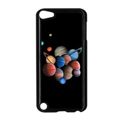 Planets  Apple Ipod Touch 5 Case (black) by Valentinaart
