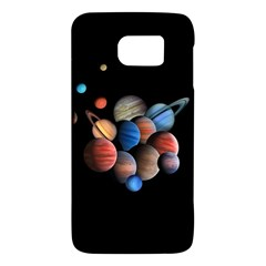 Planets  Galaxy S6 by Valentinaart