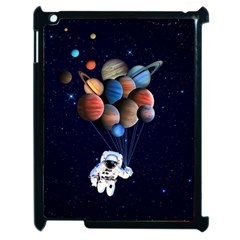 Planets  Apple Ipad 2 Case (black) by Valentinaart