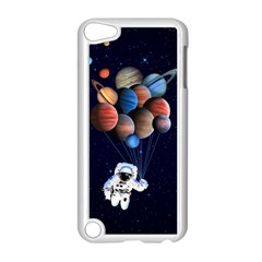 Planets  Apple Ipod Touch 5 Case (white) by Valentinaart