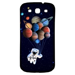 Planets  Samsung Galaxy S3 S Iii Classic Hardshell Back Case by Valentinaart