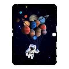 Planets  Samsung Galaxy Tab 4 (10 1 ) Hardshell Case  by Valentinaart