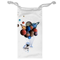 Planets  Jewelry Bag by Valentinaart