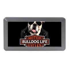 Bulldog Biker Memory Card Reader (mini) by Valentinaart