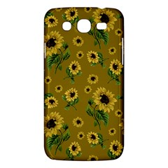 Sunflowers Pattern Samsung Galaxy Mega 5 8 I9152 Hardshell Case  by Valentinaart