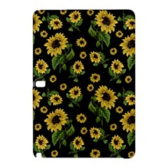 Sunflowers Pattern Samsung Galaxy Tab Pro 12 2 Hardshell Case by Valentinaart