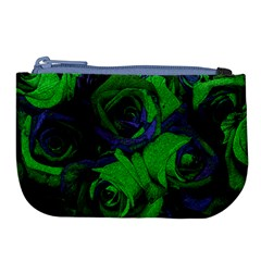Roses Vi Large Coin Purse by markiart