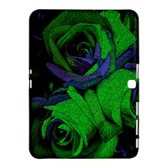 Roses Vi Samsung Galaxy Tab 4 (10 1 ) Hardshell Case  by markiart