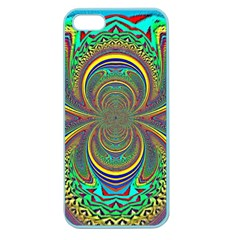 Hot Hot Summer B Apple Seamless Iphone 5 Case (color) by MoreColorsinLife