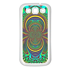 Hot Hot Summer B Samsung Galaxy S3 Back Case (white) by MoreColorsinLife