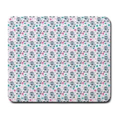 Cute Cats I Large Mousepads by tarastyle