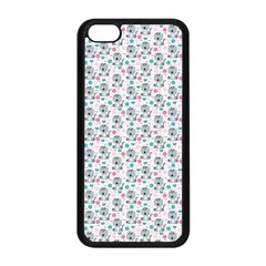 Cute Cats I Apple Iphone 5c Seamless Case (black) by tarastyle